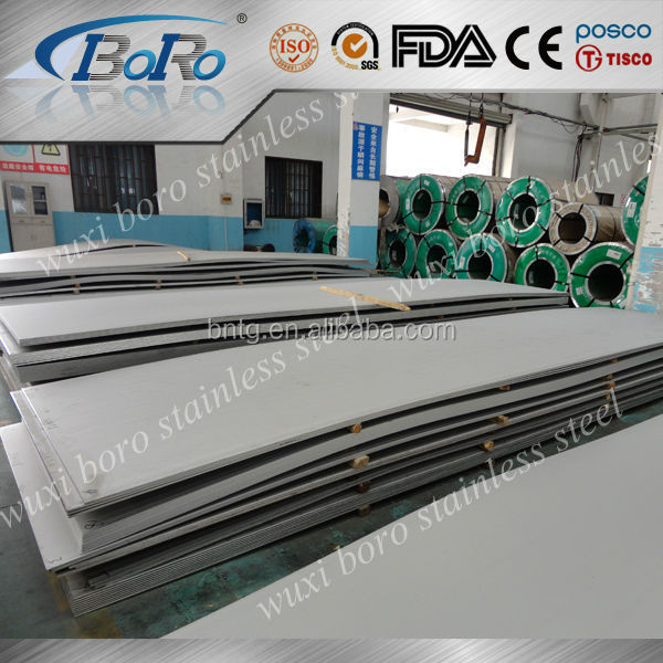 SUS 304 2B stainless steel sheet