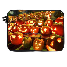 promotion multi-function Hallowmas neoprene laptop bag; waterproof laptop sleeve for promotion