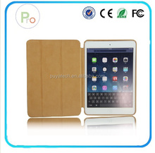 Durable for ipad smart cover case has attractive factory price 014 Hot Selling PU Leather Case for Ipad Air 5