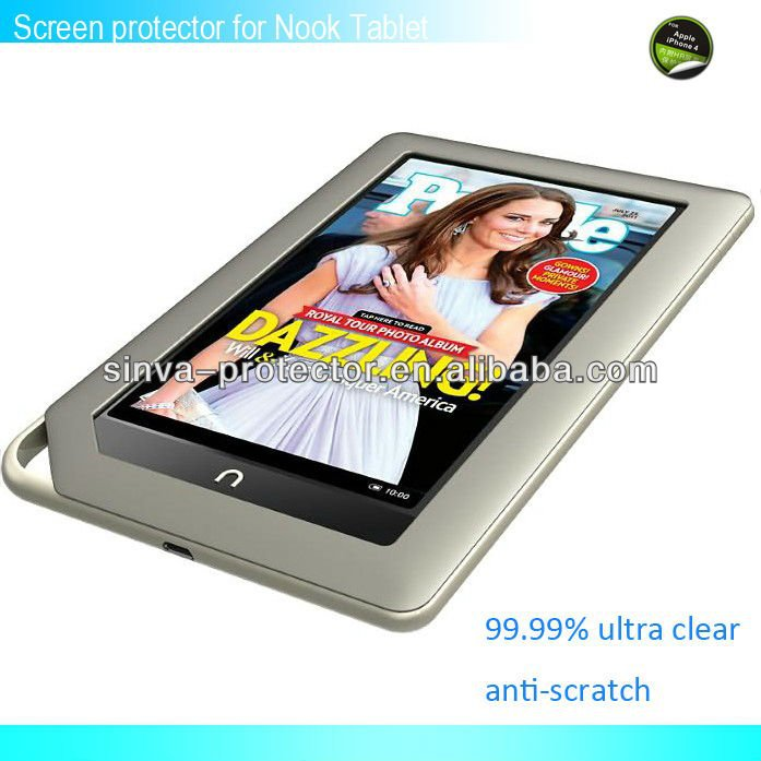 Factory supply hori matte screen protector for tablets