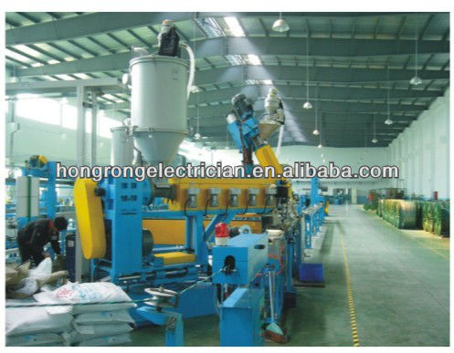 Electric Wire Production Line/ Electrical Cable Production Line