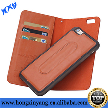 For Apple iPhone 6 Case Cover Leather Wallet Card Holder Flip Stand Pouch