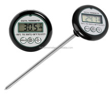 Digital Meat Thermometer Instant-Read for Cooking & BBQ Thermometer with Stainless Steel Probe