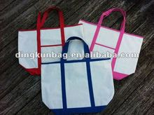 420D Oxford / Polyester Long Handle Shopping Bag