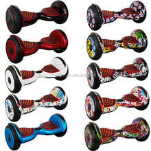 "Top quality water transfer printing 10"" most popular hoverboard self balance scooter"
