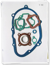 Motorcycle spare parts, gasket set for suzuki v100