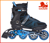 roller inline skates 2 color wheels COUGAR MZS101 NEW
