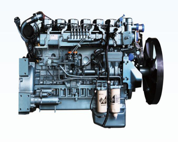 Fullwon 249KW D10.34 sino truck engine with china 4 emission standard for sale