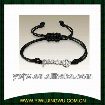 new style weaving link london friendship bracelet(JW-G3181)