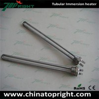 Square Flange water Immersion Heater