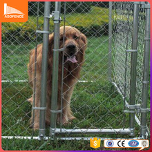 2017 cheap price for 3m width chain link big dog cage and dog kennel