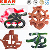 China soft teether baby toys silicone pendant teething wholesale