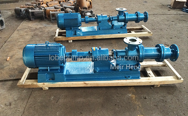 I-1B single screw pump mud pump thick slurry pump