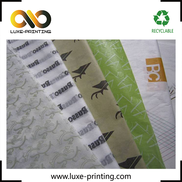 Printed wax paper sheets cheap price wax paper sheets with logo