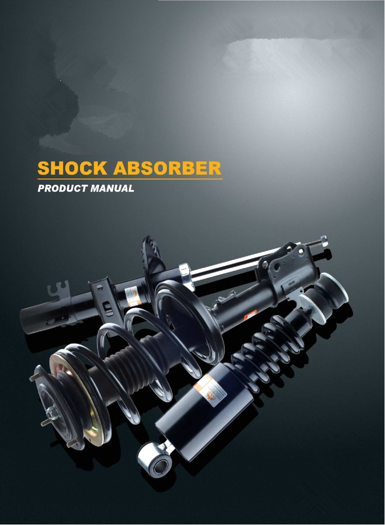 Auto parts toyota mark x shock absorber price
