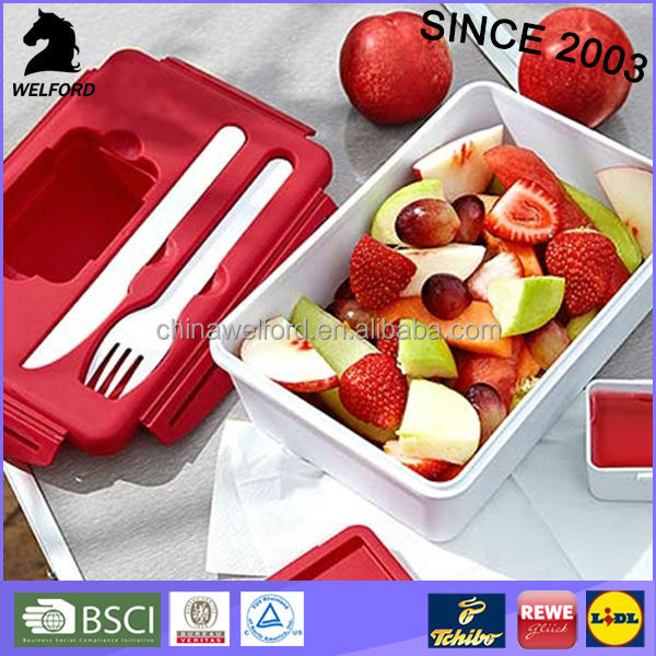 Hot selling Food Grade High temperature resistant plastic food container
