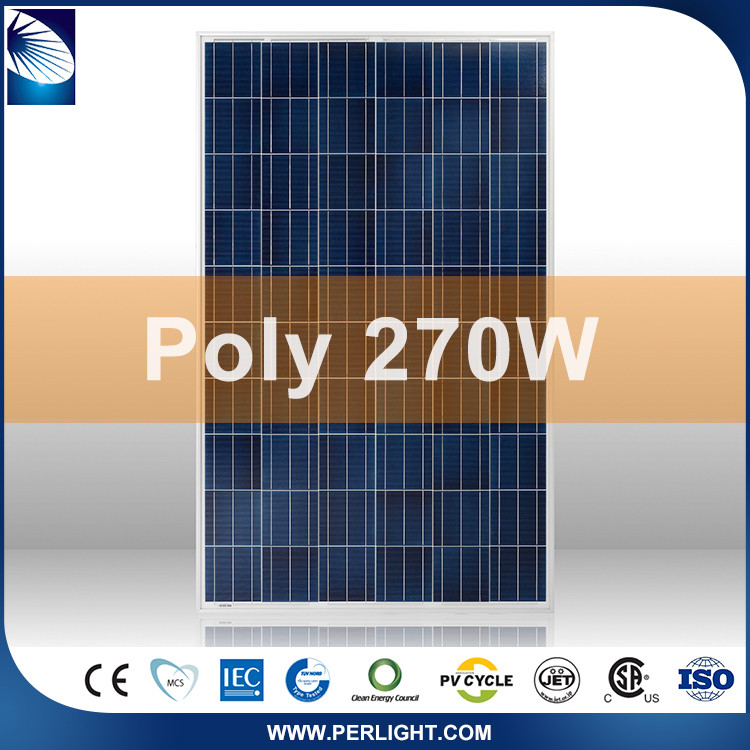 Perlight High Quality Chinese Polycrystalline Solar Cell