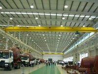 10 ton remote control electric single girder overhead crane for sale, 5 ton bridge crane price