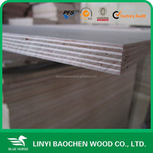 Supply 1220*2440mm 1250mm*2500mm thickness 19mm HPL Plywood-Commercial Plywood