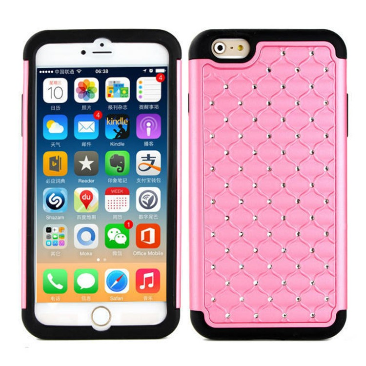 Hot sale lady favourite cover leather case for iphone 6s