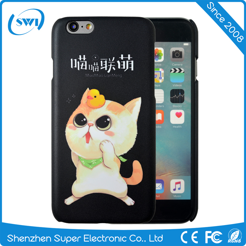 Cute Stylel PC Phone cover Case For Iphone 6S