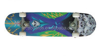 Full Canadian maple custom design Complete Skateboards