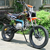 Petrol 4 Stroke Electric Start 110CC Dirt Bike Motorcycle with Horn