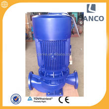 ISG Vertical centrifugal electric motor drinking water transfer pump