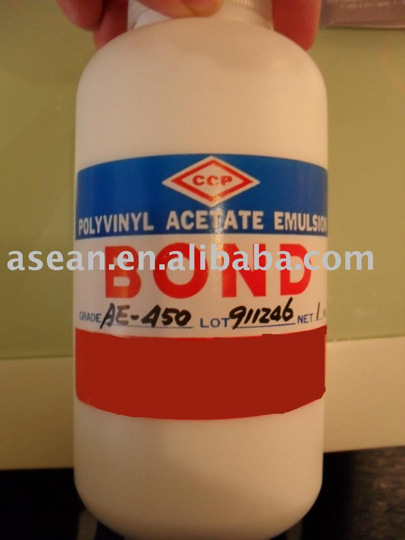 White craft Glue for leather