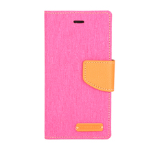 Factory wholesale price cheap customizable leather phone cover case