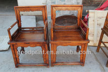 Chinese Handcrafted Antique Chairs