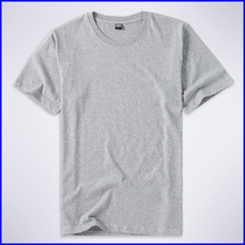 China supplier 100 cotton high quality plain no brand t-shirt wholesale couple t-shirt