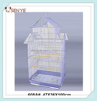 Stainless Steel Bird Cage Wire Mesh Large Bird Cage Canary Bird Cage