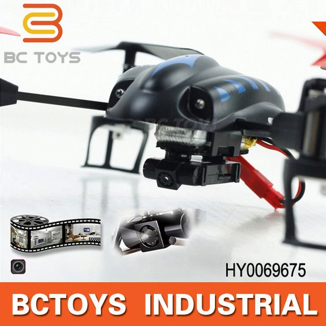 Hot! H07C 2.4G 4ch 6axis gyro rc aircraft piston engine with camera HY0069675
