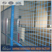 Anping PVC Coated 1x1 Wire Mesh Fencing With High Quality