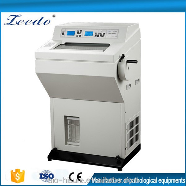 HS3060T Flexible Ingenious designed user-friendly Cryostat Microtome Price for Laboratory Apparatus