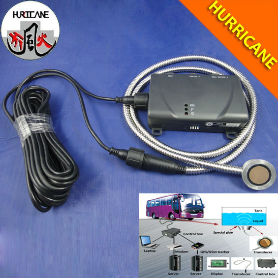 Automatic Fuel Level Meter, Diesel Sensor For GPS Fleet Management System