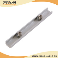 solar panel system , solar panel component manufacturers in china , rail splice