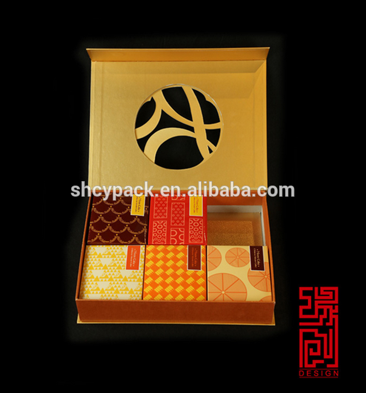 Luxury die cutting cardboard storage box