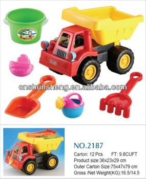 Summer Toys Hot Saling Items Beach Truck Toy