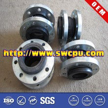 Rubber Expansion Joints with Metal Flange