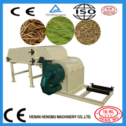 Henan Hengmu high quality stalk rub silk crusher
