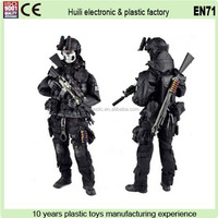 Custom plastic toy soldier ,Small plastic soldier toy,OEM arm action figure small plastic aninted soldier toys