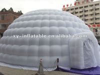 Beautiful inflatable sport dome tent