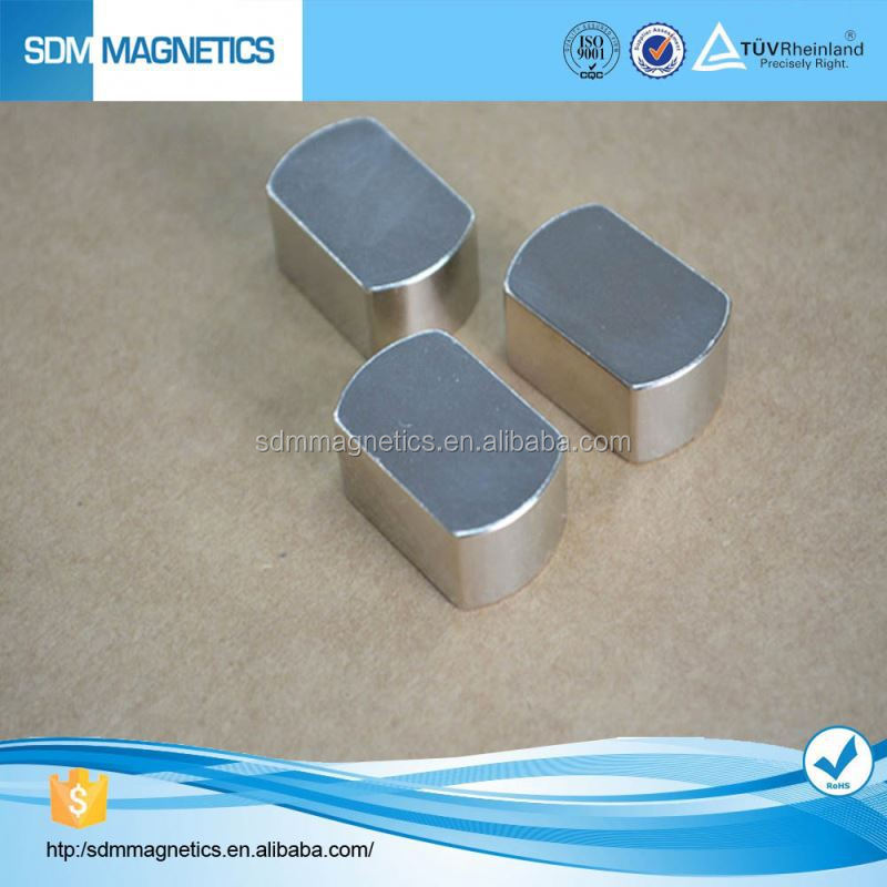 2015 New Produce Strong Magnet Block Magnet Sealing Magnet N35 N42 N45 with High Gauss