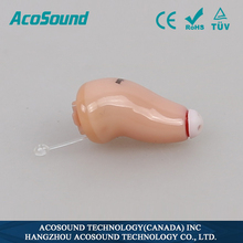 AcoSound AcoMate 410 CIC With most competitive price digital loss programmable hearing aid prothese auditive