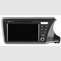 ZESTECH best price Car radio player for Honda City 2014 Car radio player with GPS, buletooth 3G