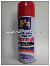 450ml Car Care Fast Dry Motorcycle Spray Paint, Car Spray Paint, Aerosol Paint Spray