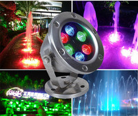China Alibaba Whole sale Price Fountain Lighting IP65 LED Underwater lights Musical fountain lights Pool Lamp