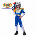Space Power ranger Costume(04-61B) as boy costume with ARTPRO brand